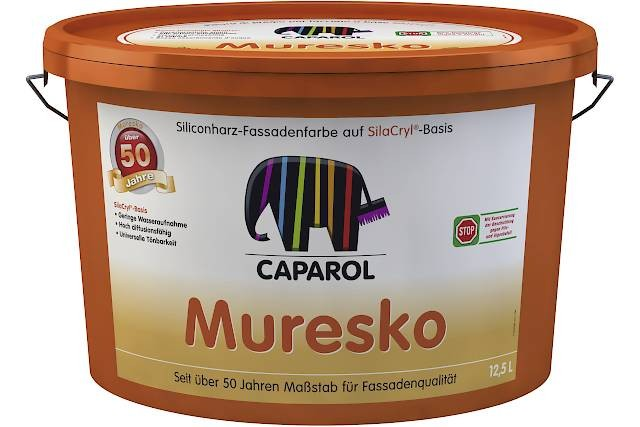 caparol muresko silacryl f r selbstabholer. Black Bedroom Furniture Sets. Home Design Ideas
